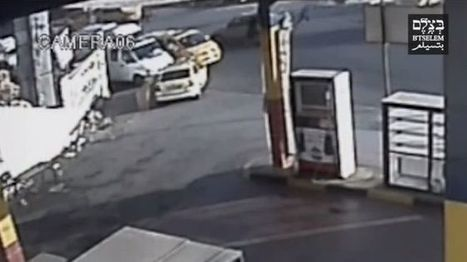 Video 'shows Israeli officer shoot fleeing Palestinian' - BBC News | Upsetment | Scoop.it