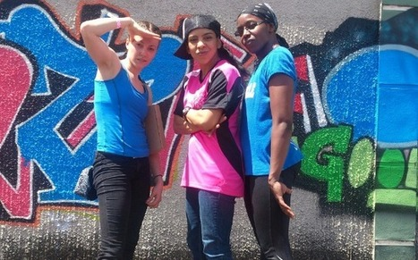 Hip Hop and Ballet | Hows does hip hop help your ballet | Scoop.it