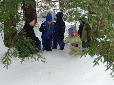 Nature Schools Gaining Popularity In N.H. | Mindful Parents | Scoop.it