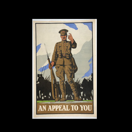Ulster Museum - National Museums Northern Ireland | Answer the Call: First World War Posters | design exhibitions | Scoop.it
