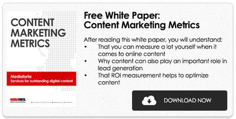 Le marketing de contenu B2B: méconnu, peu aimé mais très naturel | Curation Inbound Marketing | Scoop.it