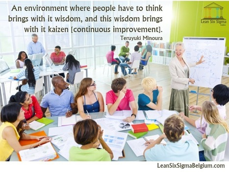 How to Plan Your Own Kaizen Event - Lean Six Sigma Belgium | Lean Six Sigma, Lean Startup & Agile Skills | Scoop.it