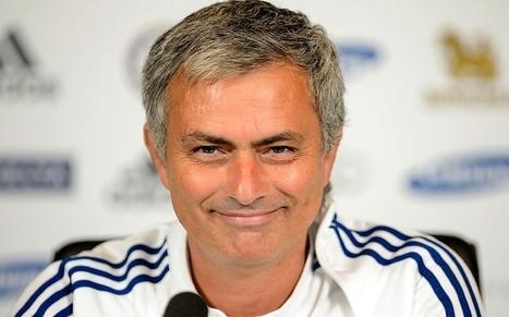 Jose Mourinho: Chelsea have won the battle for Willian - Telegraph.co.uk   Barclays Premier League   Scoop.it