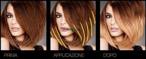 L'Oreal: capelli con effetti sfumato fai da te! | Bellezza e Salute | Scoop.it