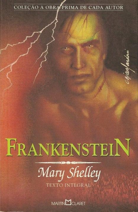 CineLivros, Notícias & Babados: Frankenstein de Mary Shelley por Anny Lucard | Ficção científica literária | Scoop.it