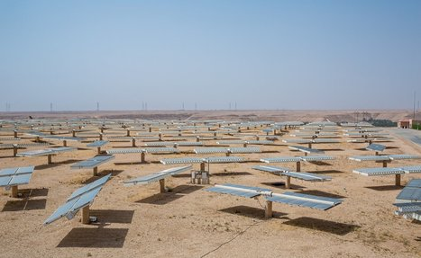 Why the Saudis Are Going Solar | Geography Ed | Scoop.it
