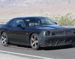 Dodge Challenger SRT Caught in Desert Testing - Auto Balla | Dwayne Does Dodge | Scoop.it