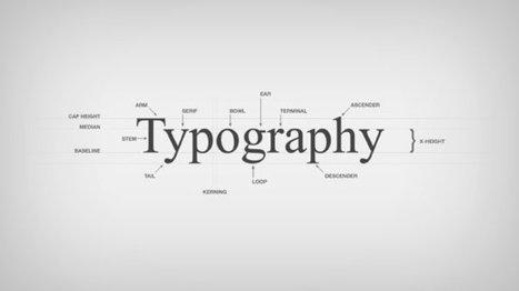 6 lugares para descargar tipografías | Educación y TIC | Scoop.it