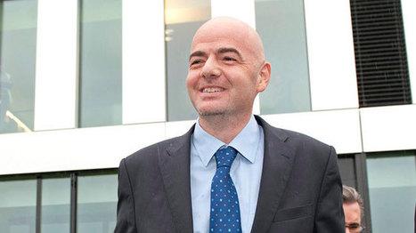 Le train de vie du nouveau président de la FIFA dénoncé dans une note interne | Un peu de tout et de rien ... | Scoop.it