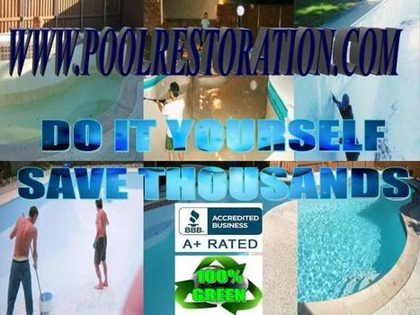 Save Thousands By Greatly Reducing Your Pool Resurfacing Cost with Ultraguard DIY Pool Resurfacing | PRLog | Ultraguard Pool Restoratrion | Scoop.it