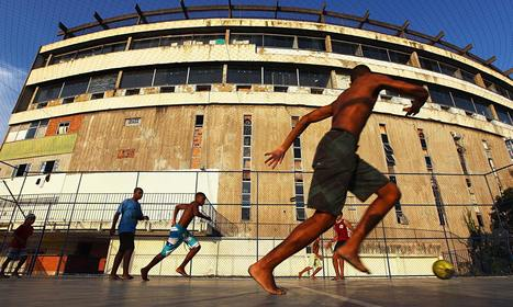 Brazil's World Cup courts disaster as delays, protests and deaths mount | World Cup Football 2014 | Scoop.it