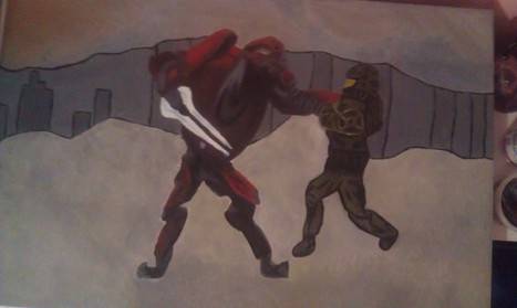 Power of an Enemy | The Art World | Scoop.it
