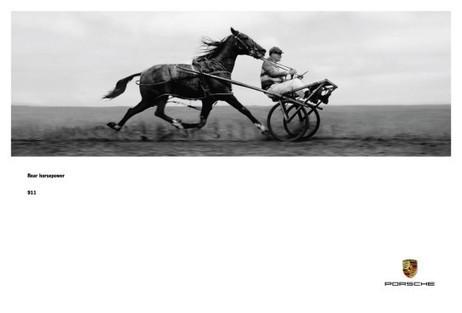 "Porsche-Kampagne: ""Rear Horsepower"" von Fred & Farid | 911 REAR HORSEPOWER | Scoop.it"