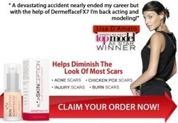 Dermefface FX7 Scars Removal Cream Review | Best Natural Health Products | Scoop.it