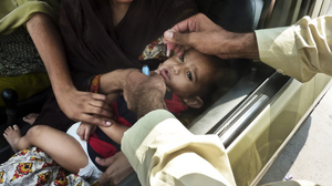 A Polio Outbreak In Pakistan Reveals Gaps In Vaccination : NPR   Virology and Bioinformatics from Virology.ca   Scoop.it