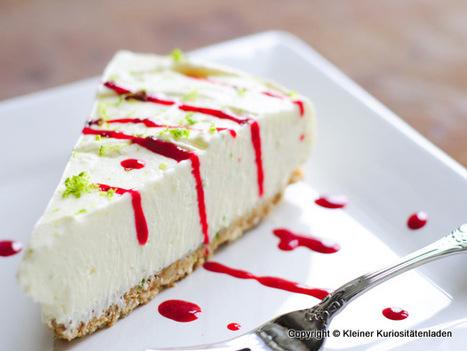 Lime Cheesecake | Brownies, Muffins, Cheesecake & andere Leckereien | Scoop.it