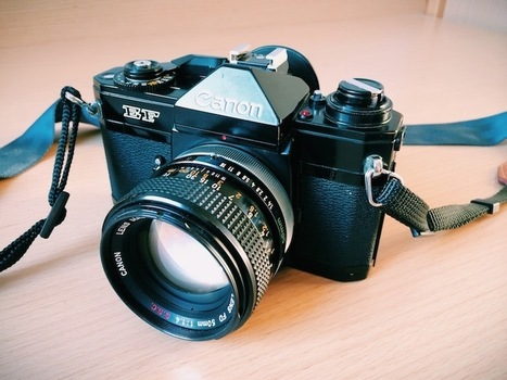 La photographie argentique, back to basics… : Santadenn Journal | Scoop Photography | Scoop.it