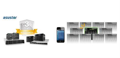 Asustor garantit ses NAS pendant trois ans - Next INpact | Soho et e-House : Vie numérique familiale | Scoop.it