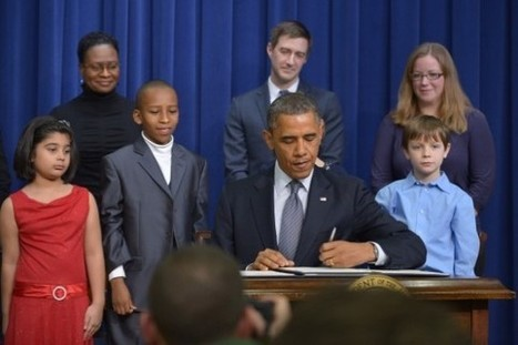 Obama stelt plan voor strengere wapenwetten voor - De Standaard | Macusa Jonathan C | Scoop.it