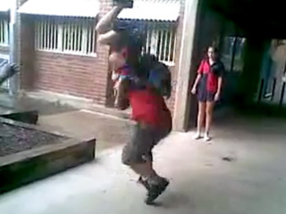 School Fight Video Makes Bullying Victim an Internet Celebrity | Bullying | Scoop.it