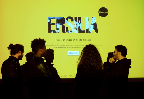 Un regard ACTIF sur les images : ERSILIA, une plateforme numérique pour les adolescents - Ministère de la Culture et de la Communication | actions de concertation citoyenne | Scoop.it