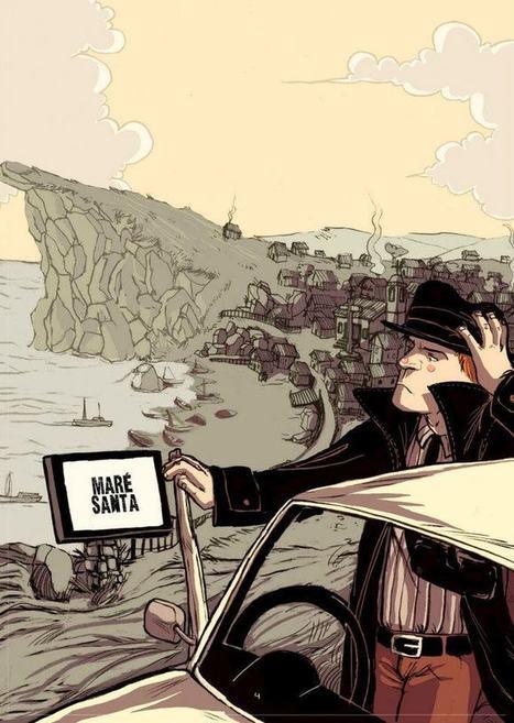 """A banda desenhada nunca vai morrer"" | BOOKS! books everywhere | Scoop.it"