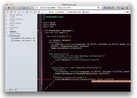 Quick/Quick | iOS Dev | Scoop.it