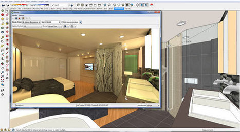 Sneak Peak of Twilight Render 2.0 with faster rendering process   News from Italy about Design & 3D Graphic   Scoop.it