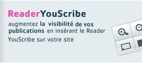 YouScribe - Publication, Partage, Vente de documents et d'ebooks | Marketing, Communication et Publicité | Scoop.it