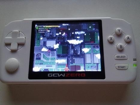 Le plein de nouveautés pour la GCW Zer0 !   Open-Consoles   [OH]-NEWS   Scoop.it
