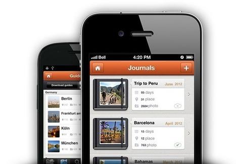 MobilyTrip | Voyager et partager | Cabinet de curiosités numériques | Scoop.it