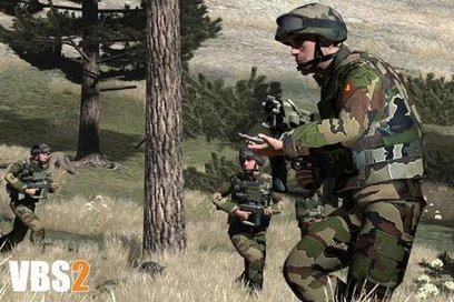 Training for war in a virtual battlespace - Prague Post   Military Simulations   Scoop.it