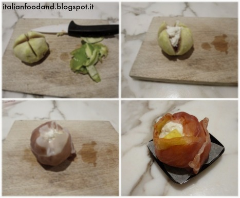 Simple and tasty seasonal recipe: Figs with prosciutto | Le Marche and Food | Scoop.it