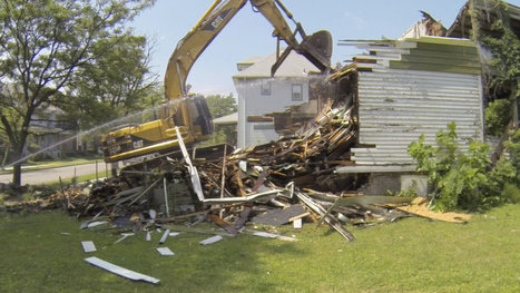 Good Intentions of Detroit Residents Are Tested by Blight | Demolition + Blight | Scoop.it