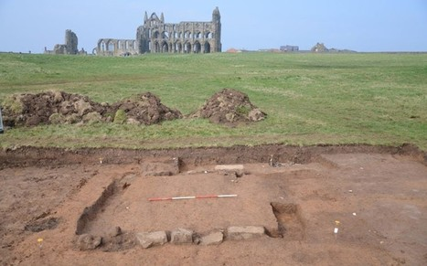 New chapel found at site of 'Easter' abbey - Telegraph.co.uk | Archaeology News | Scoop.it