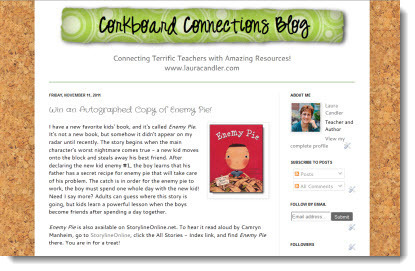 Corkboard Connections | Laura Candler's Teaching Resources | Scoop.it