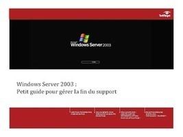 #Sécurité: #Windows Server 2003 : Petit guide pour gérer la fin du support | #Security #InfoSec #CyberSecurity #Sécurité #CyberSécurité #CyberDefence & #DevOps #DevSecOps | Scoop.it
