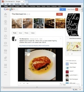 Is Google Plus a Plus For your Business?   GooglePlus Expertise   Scoop.it