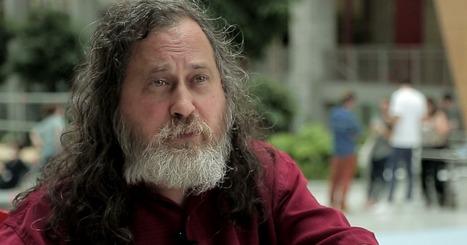 Richard Stallman : les logiciels libres au secours de la vie privée | Système d'information-IT | Scoop.it