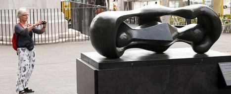 Sculpture in Spain: Exhibition: Henry Moore in Spain in Gran Canaria, Spain | Spain.info for United States | Meetings, Tourism and  Technology | Scoop.it