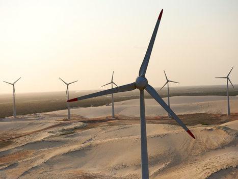 Le progrès technologique alimente l'énergie éolienne | Wind Power : innovation et R&D | Scoop.it