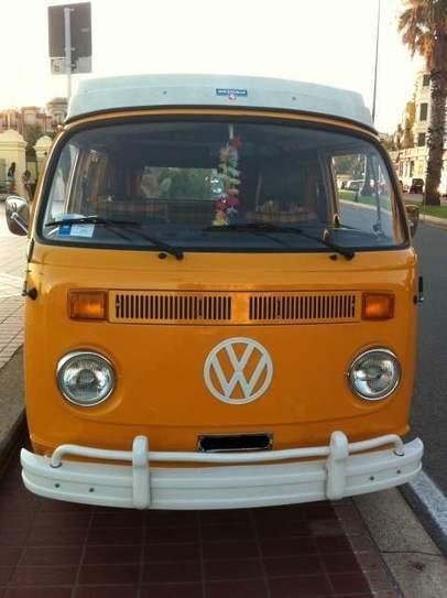 Furgoncini Volkswagen T1 e T2 | Nostalgia Bulli | Blog di Kijiji | Passione per il vintage e per il riciclo | Scoop.it