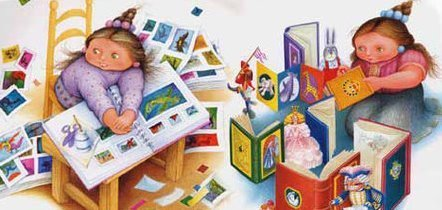 10 bibliotecas virtuales infantiles | Promoción de la lectura: escuela y familia | Scoop.it