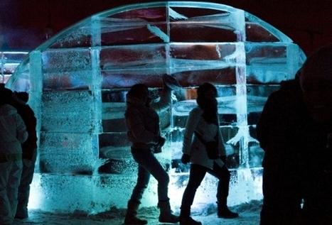 Igloofest : un festival à ciel ouvert au milieu de l'hiver québécois - Novaplanet | La technologie, la météorologie et la climatologie | Scoop.it