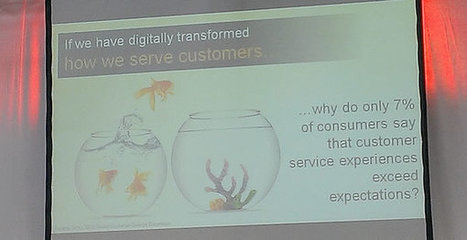 Digital transformation, the customer experience & marketing | Digital transformation | Scoop.it