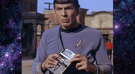 Nano-scale terahertz antenna created, hand-held tricorders coming soon? | Creating the Future | Scoop.it