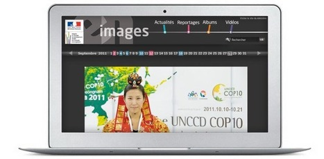 Design graphique » webdesign   Site En images   Digital web   Scoop.it