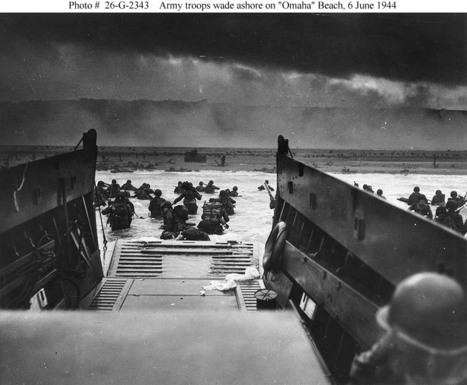 Normandy Invasion, June 1944 | Invasion of Normandy | Scoop.it
