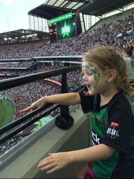 SPORTNEXT   Big Bash League maakt van cricket entertainment   socialmediasport   Scoop.it