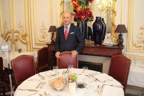 Putanges-Pont-Écrepin. Jean-Christophe Trubert, portrait d'un chef ... - Le Journal de l'Orne | Gastronomie Française 2.0 | Scoop.it